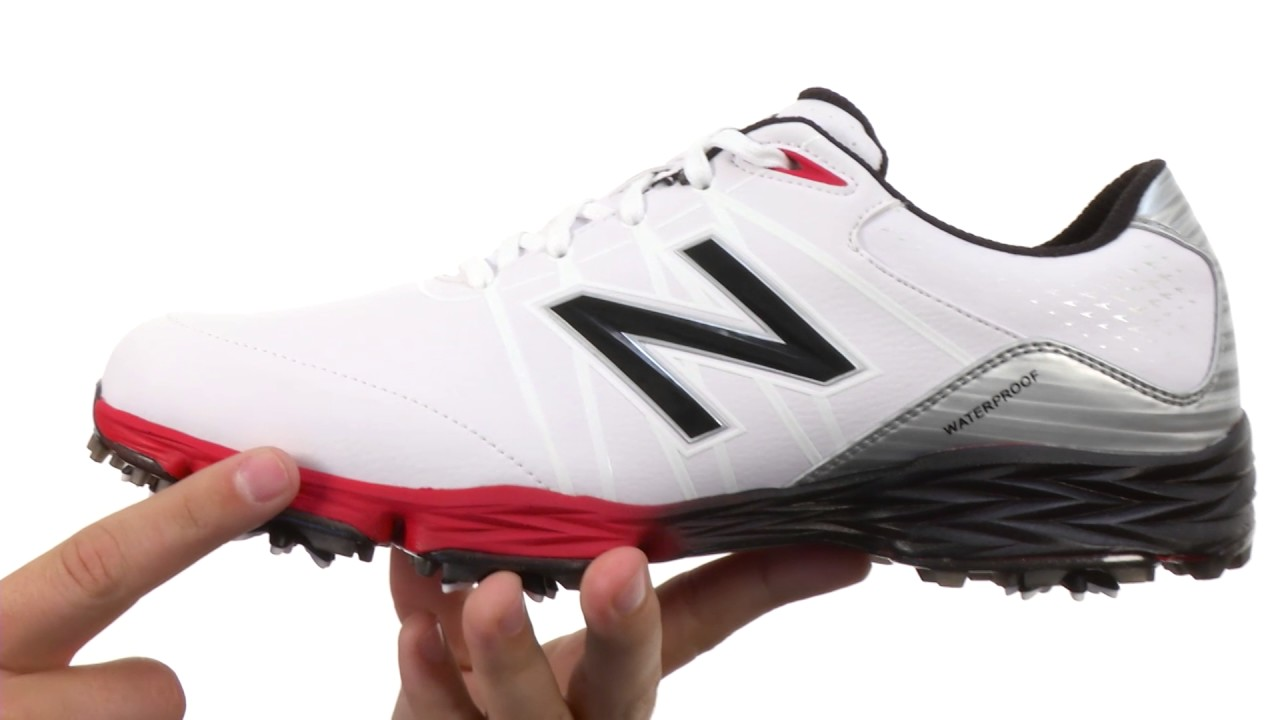 9a9dec6275e5e New Balance Golf NBG2004 SKU:8847730 - YouTube