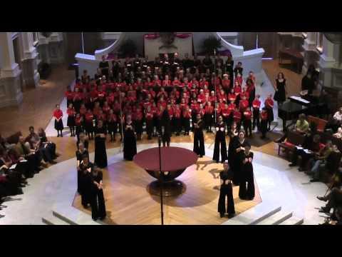 Combined Choirs: Sifuni Mungu