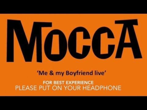 Mocca - 3D Sound - Binaural Recording 'Me & my Boyfriend' LIVE