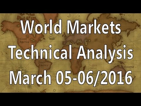 World Market Technical Analysis March 05-06/2016
