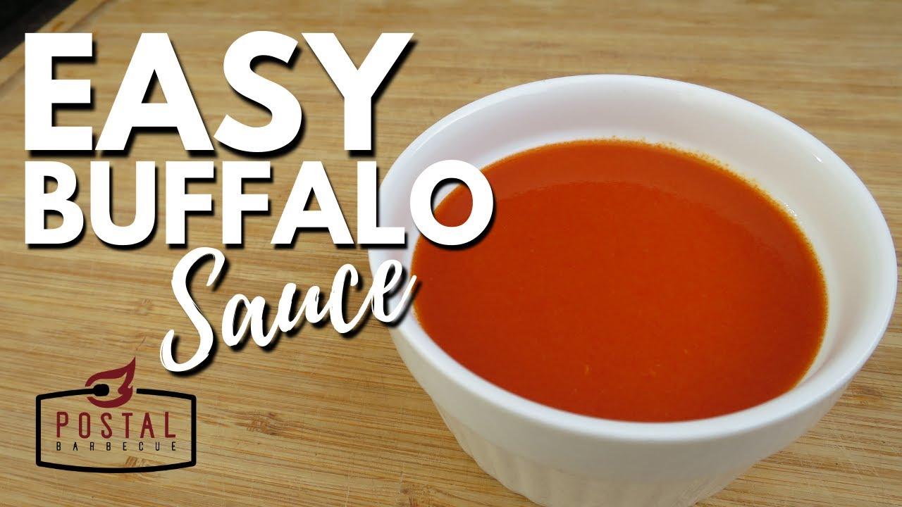 Easy Buffalo Sauce Recipe How To Make Buffalo Wing Sauce For
