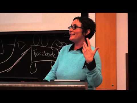 Gabriella Coleman at McGill Tribune Journalism & Media Conference 2016 00004