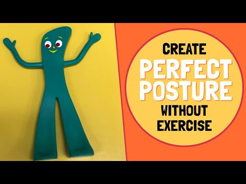 """""""Triggers"""" Create Perfect Posture Without Exercise"""