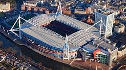 The Millennium Stadium - Cardiff