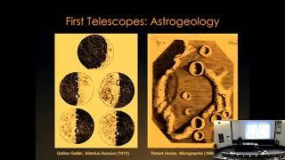 Impact Origin of the Moon? - Dr. Erik Asphaug