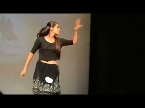 Winner Ms Thomso 2015 IIT Roorkee, Somya Sharma, Dance Perfomance HIGH