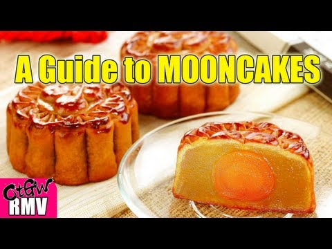A Guide To MOONCAKES!