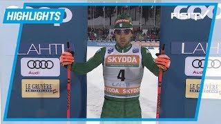 Pellegrino sfiora la vittoria nella SP a Lahti