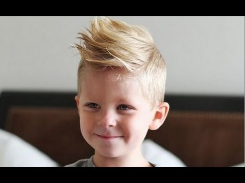 Hairstyles For Kids Boys Mohawk