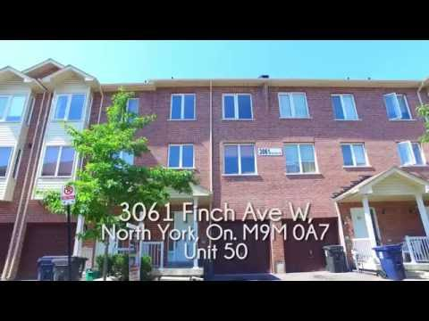 3061 Finch Ave. W, North York, On. M9M 0A7, Unit 50 / HD / Virtual Tour