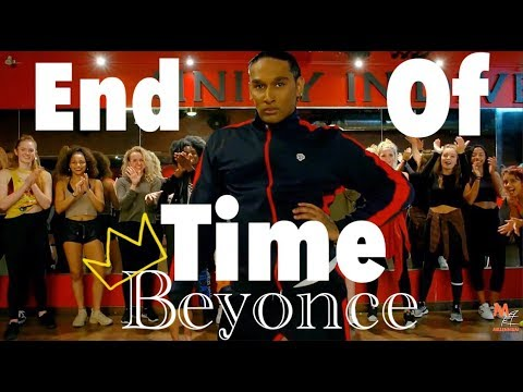 Beyoncé -  END OF TIME - Super Bowl MIX - Choreography By @thebrooklynjai