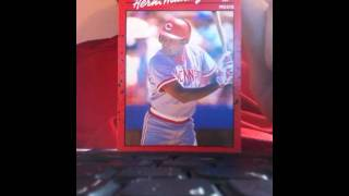Reds Baseball Cards