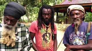 WHO IS RASTAFARI - Listen to the Elders reason at Pitfour Nyabinghi Centre, St. James, Jamaica.