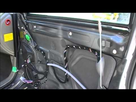 How To Remove Your Volvo Xc90 Door Panel Youtube