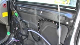How to Remove your Volvo XC90 door panel