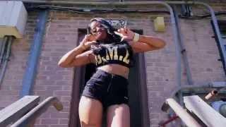 LADY DAHLIA feat CLOCKWORK PUMPKIN - BAD BITCH (MUSIC VIDEO)