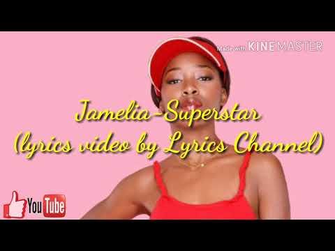 Jamelia-Superstar(lyrics video by Lyrics Channel)