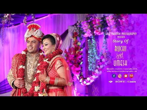 Ruchi & Umesh Wedding Highlight | By Love Passion Photography | Contact 9888485051
