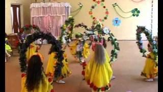 Танец с дугами ( средняя группа) детский сад №306 Одесса(Описание отсутствует., 2011-04-09T19:00:15.000Z)