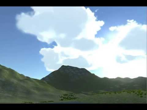 how to make 3d clouds