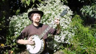 The Cuckoo Bird - Traditional Song Performed On The Banjo By Davey Bob Ramsey