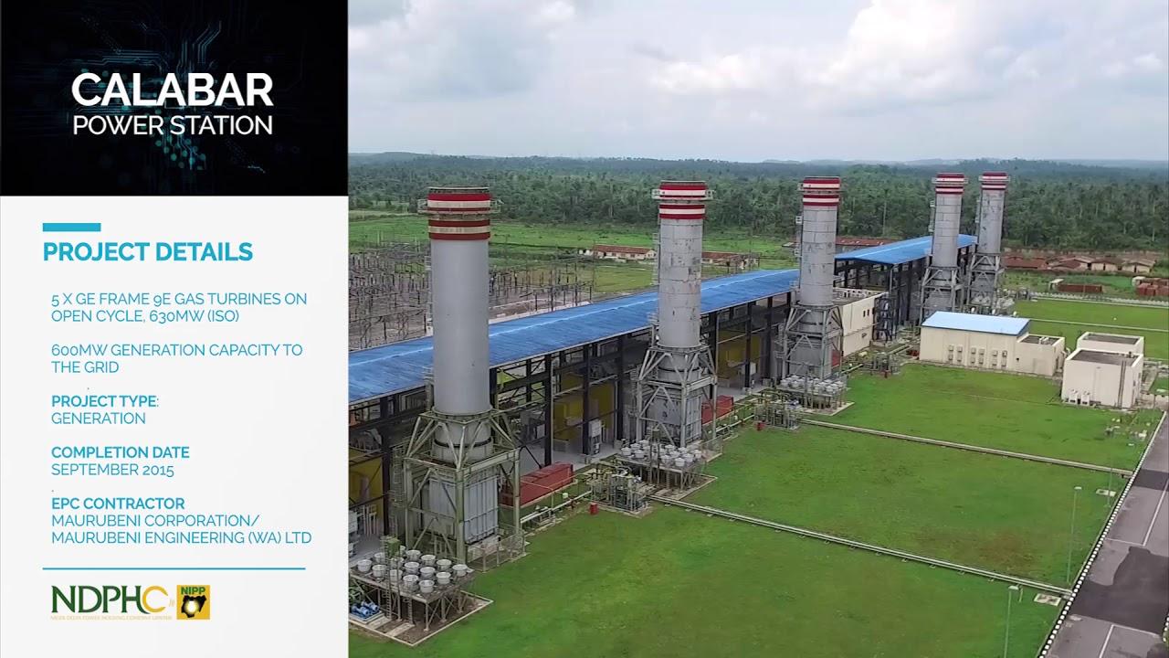 CALABAR Power Station