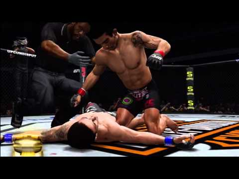UFC Undisputed 3: Best Knockouts of the Week!