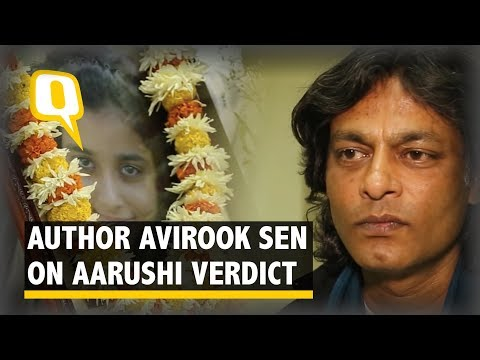 """Justice for Talwars,"" Says Avirook Sen, Author of Book on Aarushi 
