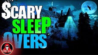 6 TRUE Sleepover Horror Stories - Darkness Prevails