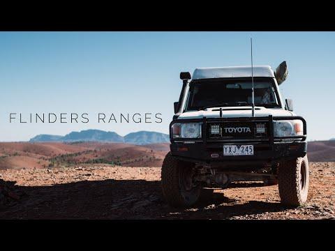 FLINDERS RANGES - South Australia Outback Adventure   WE WILL ROAM