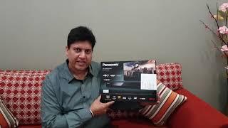 Panasonic DP-UB420 UHD 4K Bluray Player Unboxing