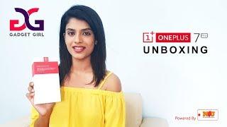 Oneplus7 pro Unboxing in Telugu | Gadget Girl