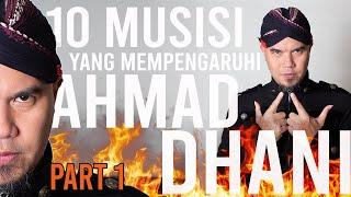 Download 10 MUSISI INDONESIA YANG MEMPENGARUHI AHMAD DHANI - PART 1 #MONOLOGGUE
