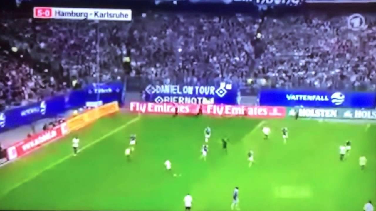 Relegation Karlsruhe Hamburg