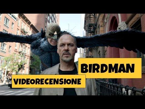Birdman #Videorecensione