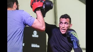 Charles Oliveira UFC Sao Paulo Open Workouts (Complete) - MMA Fighting
