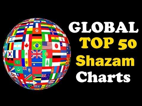 Global Shazam Charts | Top 50 | August 2017 #3 | ChartExpress