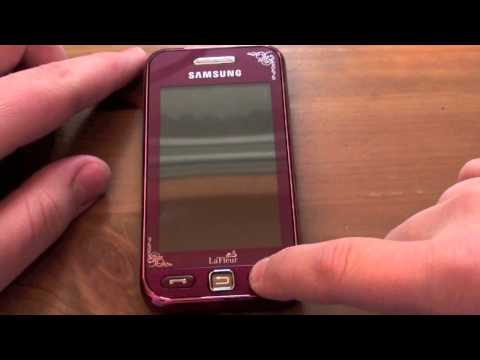 Lars Reviews - Samsung S5230 Review [English]
