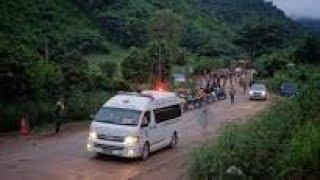 Thailand cave rescue former navy diver dies...