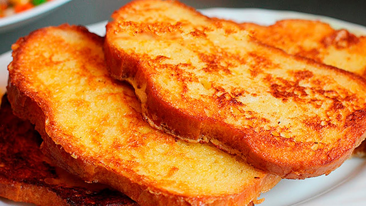 Жареный хлеб рецепт с фото