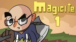 Magicite - Northernlion Plays - Episode 1! Roguelike Survival!