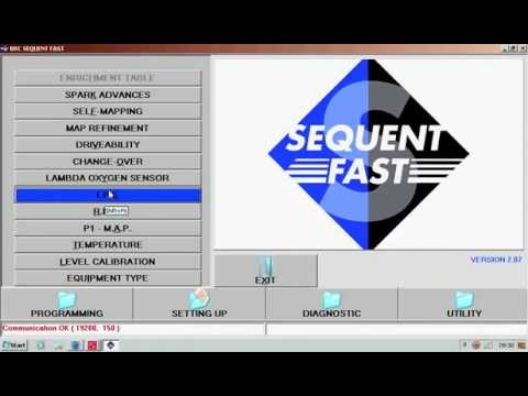 brc sequent fly sf software
