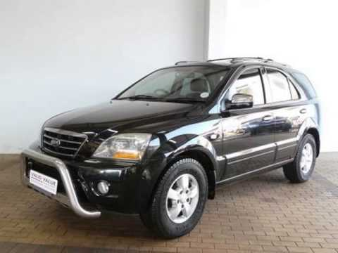 2007 kia sorento 2 5 crdi 4x4 at auto for sale on auto trader south africa youtube. Black Bedroom Furniture Sets. Home Design Ideas