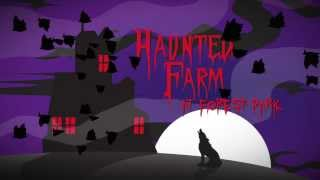 The Haunted Farm at Forest Park in Everett, Washington