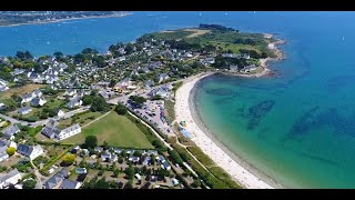 Camping 4 étoiles la plage - La Trinité sur Mer - Baie de Quiberon
