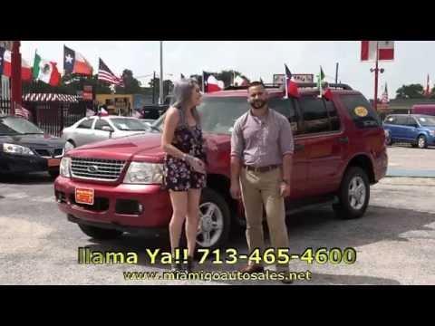 MI Amigo Auto Sales on Gessner Rd. Mi Gente TV 43.6