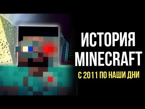 Вся історія Minecraft після Релізу (feat. Силке, Берг)