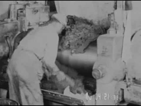 Making  A Rubber Car Tire 1922 - Ford Motor Company