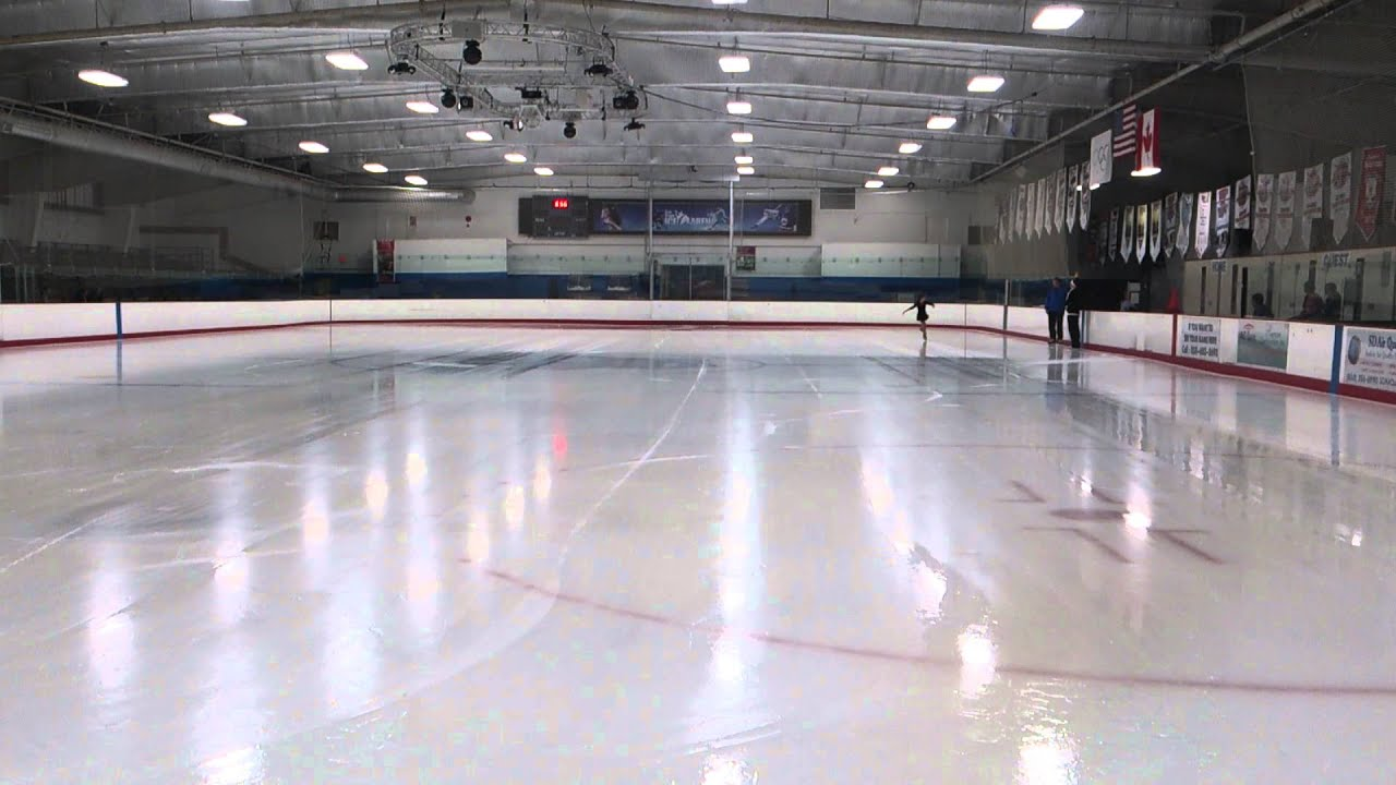 Hockey Rink Iphone Wallpaper San Diego Ice Arena Youtube