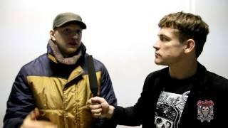 Интервью Владимира Минеева после турнира M 1 Challenge 35
